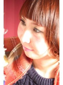 アフェテスタの写真/髪・頭皮に優しいアフェテスタのカラーでオシャレを楽しむ!グレイカラーからファッションカラーまでOK☆