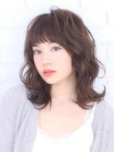 ロータスヘア(Lotus hair)ミディアムパーマ