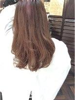 ヘアエステサロン グロス(HAIR ESTHE SALON GROSS)明るい白髪染め