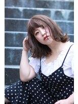 イロドリ ヘアーデザイン(IRODORI hair design)IRODORI 大人かわいいナチュラルボブ  [西尾一寛]