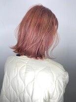 ソース ヘア アトリエ(Source hair atelier)【SOURCE】キャンディピンク