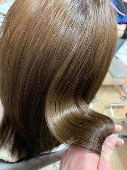シャイニング ヤマテ(Shining yamate)の写真/理想の美しさへ導く全20通りのオーダーメイドTrをご用意!あなたの髪質を見極めご提案いたします。