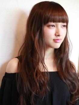 """カンカ(Kanca)の写真/一生通えるサロンがここに☆髪質・骨格・ライフスタイルを考慮した""""似合わせカット""""をご提案いたします◎"""