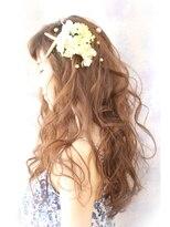 ヘアセットサロン パスクア(Hair Set Salon Pasqua)ふわボサ ダウンスタイル