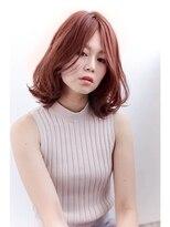 TECHRISE フォールピンクブラウン by夏目