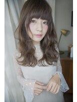 シエン(CIEN by ar hair)CIEN by ar hair片瀬『浜松可愛い』グレイジュ+ふわふわカール