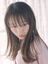 オジコ(ojiko)☆月曜営業☆【ojiko.】オトナ女性のロングの外ハネ