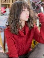 ■bliss戸田公園9-22★■くせ毛風♪アシンメトリーセミディ