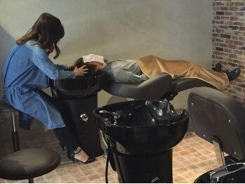 ラディアント 泉南店(Radiant)の写真/炭酸・クリーム・リンパの3種類から選べるスパ!リピート率No.1の炭酸スパは髪を素髪に♪