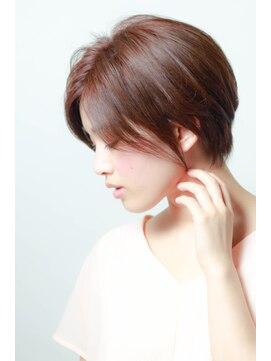 ミンクス 銀座店(MINX)【MINX 蛭田】大人可愛い★柔らかくて洗練されたショートボブ