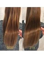 ジーナハーバー(JEANA HARBOR)最新の【髪質改善】で元の綺麗な髪に戻す