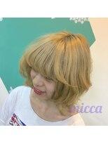 ミッカ(micca)【micca下北沢】70sパンキッシュxマッシュウルフ