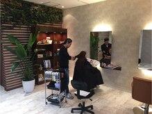 ヘアサロン ティーダ(Hair salon Ti da)の雰囲気(3席だけのプライベートサロン♪完全マンツーマン!!)