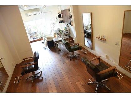 スローカフェプラスハチロクサンキュー (slowcafe + hair salon 8639)の写真