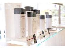 ココヘアアンドスパ(COCO Hair&SPA)の雰囲気(豊富なラインナップで、皆様の髪質改善をサポートします。)