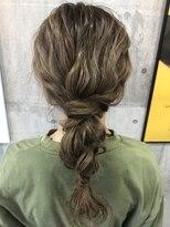 リジィー(Li Gee)hair arrange