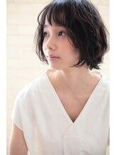たさわ堂エンネ(enne)柔らかパーマ☆アッシュカラー☆大上美奈子