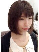 ネオヘアー 曳舟店(NEO Hair)インナーカラー 遊べるショートボブ