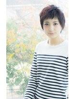 bifino☆松尾昇路「朝の時間を簡単」×カジュアルベビーショート