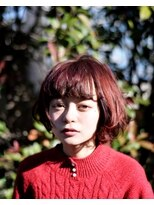 ステップバイステップ(STEP BY STEP) 【STEPBYSTEP】《Ryo》Berry pink bob