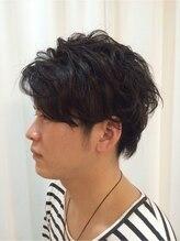 ヘア リノベーション フロンティア(Hair Renovation FRONTIER)お手入れ楽々ゆるふわ爽やかパーマ!!