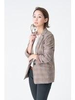【CIEL】井川 亮太 マニッシュボブスタイル