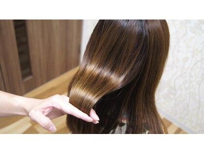 スピン ヘアー 烏丸店(Spin hair)の写真