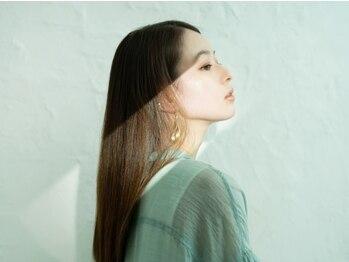 ウタの写真/<本格的な髪質改善と艶やかなストレートヘア>―A promise of uta's straight―