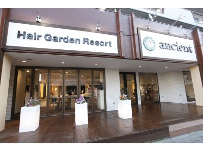 ヘアーガーデンリゾート アンシエント(Hair Garden Resort ancient)の写真