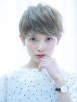 ウィルゴ(VIRGO)【VIRGO】橋元リョウイチ 波留さん風ヴェールウェーブショート