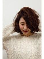 テゾーン フォー へアー ボニータ(TEZZON for hair BONITA)ふんわり大人ボブ