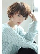 モッズ ヘア 海浜幕張店(mod's hair)マカロンショート【LAURIE  1994-95A/W】