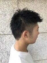 エクシーオザワ(EXY OZAWA)MEN'S ソフトモヒカン