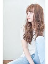 キープへアデザイン(keep hair design)【keep hair design.松下】ルーズウェーブ