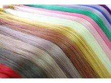 ピンクムーン(PINK MOON)の雰囲気(豊富な色揃え♪原色の多数ご用意しております♪)