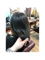 アヤメ(ayame)【ayame大泉学園】髪質改善_ストレート_カラー_ベージ_酸熱