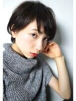 サロン ヴィ(Salon V)SalonV 黒髪ショートスタイル