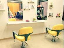 ヘアーサロン バンビィ(Hair salon Banbie)の雰囲気(落ち着けるプライベート感◎の空間でキレイに♪)