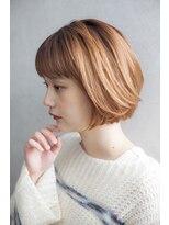 リル ヘアーデザイン(Rire hair design)【Rire-リル銀座-】艶ボブレイヤー☆