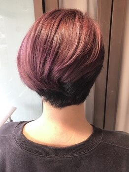 ヘアーサロンヴォイス 大野城店(Hair Salon Voice)の写真/再現性◎経験豊富なstylistによる骨格のバランス×最旬カラーを合わせた貴方だけのオリジナルstyle提案を♪