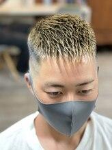 メンズヘアーサロン スウェル(Men's Hair Salon SWELL)buzz cut