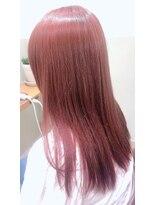カラー専門店 シーリンク(C-Link)ピンク系カラー☆ポイントインナーでデザインも◎