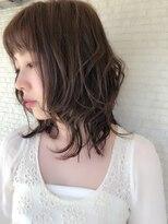 ヘアアンドヒーリング クローバー(Hair&Healing Clover)ミディアムスタイル