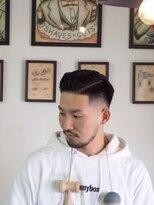ヘアーサロン ファイン(Hair Salon FINE)hardpart×skinfade
