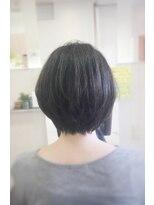クール ヘアー ギャラリー 神明町店(COOL Hair gallery)スッキリ美シルエットショート
