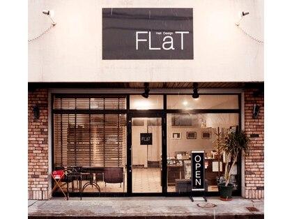 フラットヘアデザイン(FLaTHairDesign)の写真