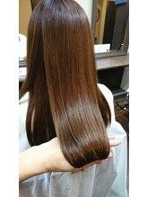 福岡美髪研究所クノップス(knops)髪質改善カラー