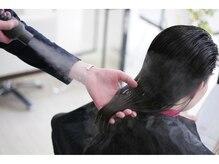 髪にやさしい美容室・・・カラーやストレートをする度に髪をキレイにするためのこだわり