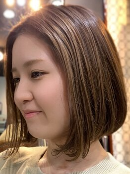 ジェンガ(jenga)の写真/髪の悩みを改善して美髪を叶える【髪質改善】に特化したトリートメントを新導入★超音波トリートメント!