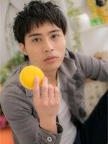【macaron】無造作☆ラウンドショート